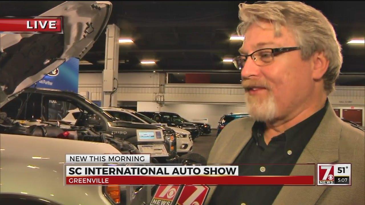 SC International Auto Show YouTube - Car show greenville sc
