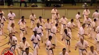 West Island Karate - Training With Kancho Matsushima In Japan - Montreal, Quebec, Canada