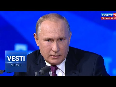 "Putin on Peace Treaty: ""We Don't Know What the Level of Japan's Sovereignty Is"""