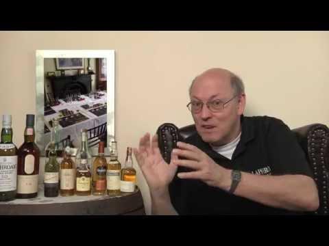 Die Verkostungsreihenfolge von schottischen Single Malt Whiskys