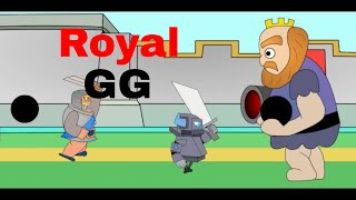 Clash Royale Parody Royal Giant