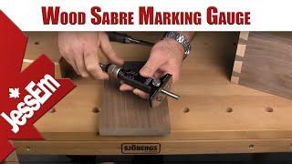 Jessem's Wood Sabre Marking Gauge