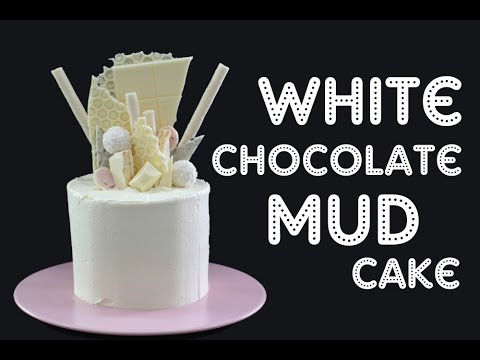 White Chocolate Mud Cake My Cupcake Addiction