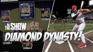 16 New Diamond Dynasty Features in MLB The Show 19