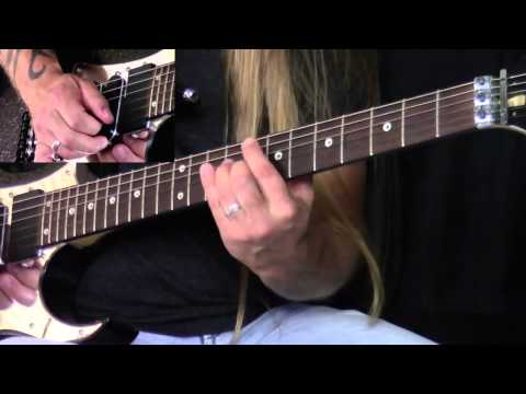 Mixolydian Mode Soloing for Guitar - Can't You See by Marshall Tucker Band