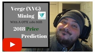 Gtx 1080 Verge Mining Xvg! How Many Coins Should You