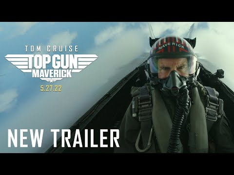 Top Gun: Maverick (2021) – New Trailer - Paramount Pictures