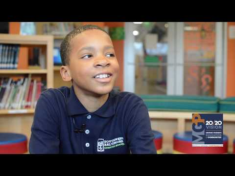Ka'Ron, Southwest Baltimore Charter School