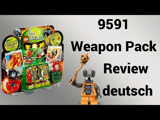 NRG Kai heizt ein | 9591 Weapon Pack Review | Rpfreund2014