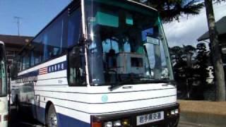 平成22年 旧正月の竹駒神社にやってきた観光バス その1 thumbnail