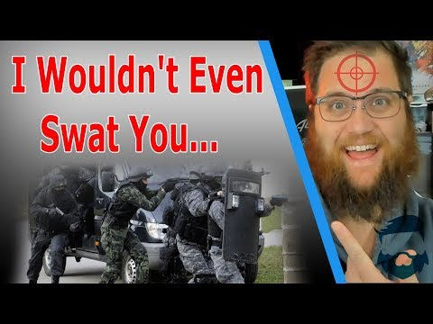 """I Was Implicated In A """"Swatting"""" That NEVER Happened! OOPS! I STILL Stand With Vic!"""