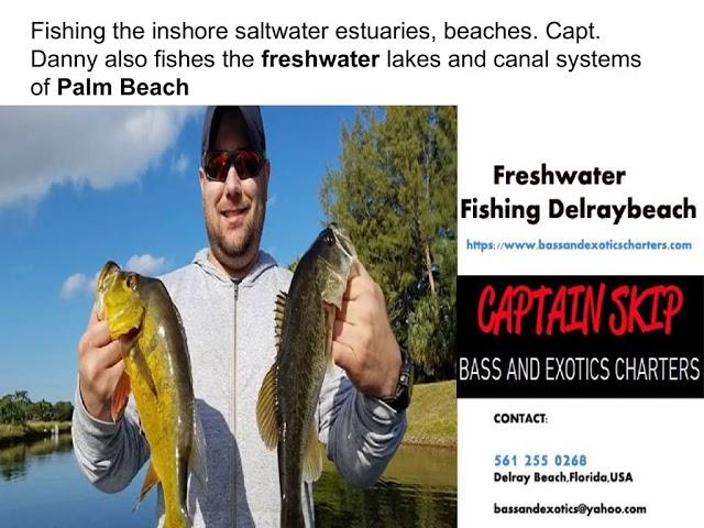 Freshwater Charters Palm Beach FL