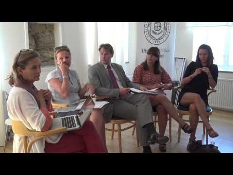 Krig och konflikt – svenska civila experter på plats