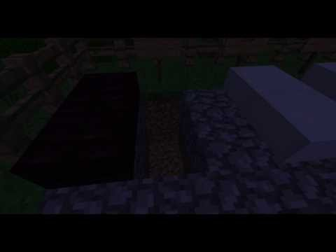 minecraft проклятая деревня (серия 2)