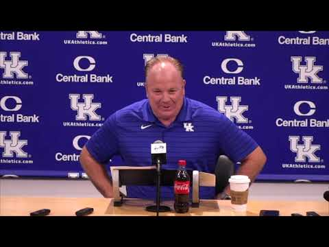 Mark Stoops | Monday Press Conference | Week 2