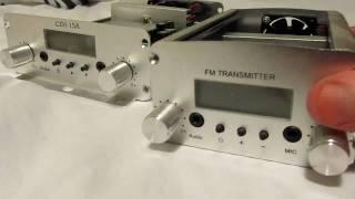 █ FM Radio Transmitters █