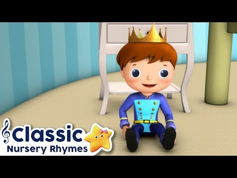 10 in The Bed | Classic Nursery Rhymes | Little Baby Bum