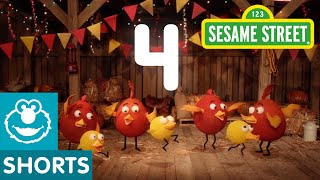 Sesame Street: Counting Chicks