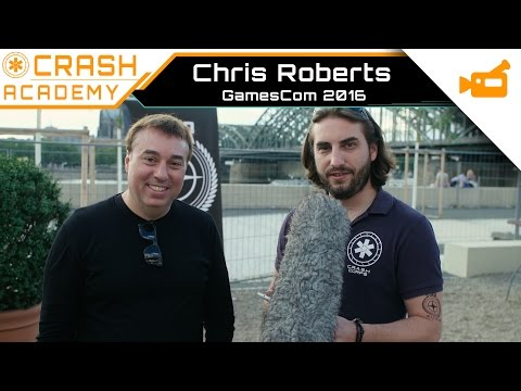 Star Citizen - Insider Questions for Chris Roberts GamesCom 2016 (EN)