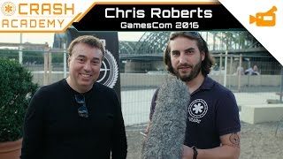 Star Citizen - Insider Questions for Chris Roberts GamesCom 20…