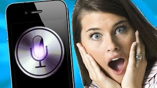 CRAZY SIRI TRICKS YOU NEED TO TRY! (Part 1)