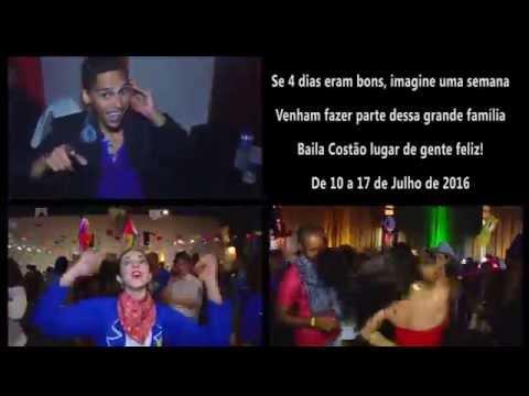 Baila Costão 2016 Oficial