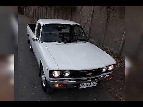 Camioneta Chevrolet Luv Diésel 1980chile