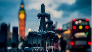 LONDON - Time Lapse HD1080p