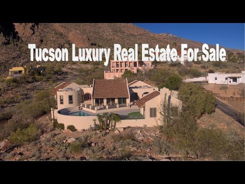 Tucson Luxury Real Estate For Sale 5020 E Oakmont Drive