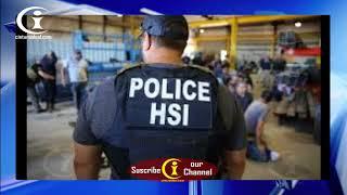 redada de 150 inmigrantes en fábrica de remolques en Sumner, Texas