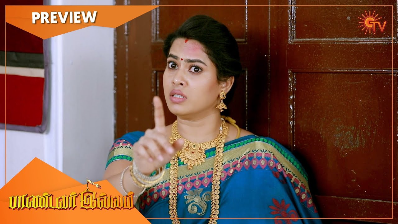 Pandavar Illam - Preview | Full EP free on SUN NXT | 19 June 2021 | Sun TV | Tamil Serial