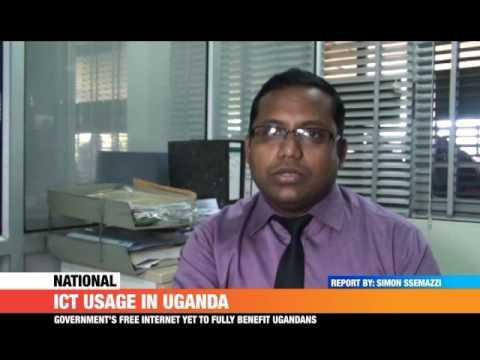 ICT USAGE IN UGANDA