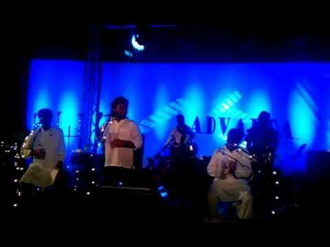 ADVAITA Music Band Performing at India Habitat center, Delhi to celebrate their 8th Birthday - Part2
