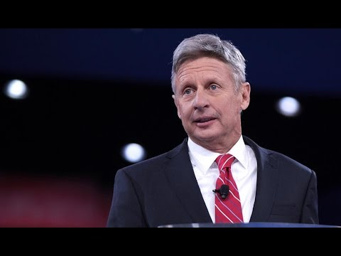 Gary Johnson: End The Afghanistan War Now