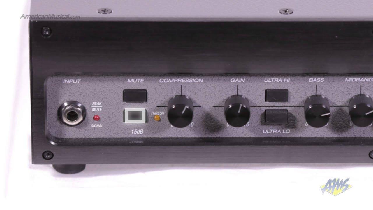 ampeg svt7 pro bass guitar amplifier head ampeg svt7 pro youtube. Black Bedroom Furniture Sets. Home Design Ideas