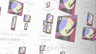 パラダイス・ワイン/Acoustic Moon /ラジ/Rajie/1981/with iTunes visua...