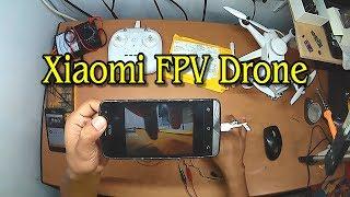 Xiaomi Yi FPV Drone