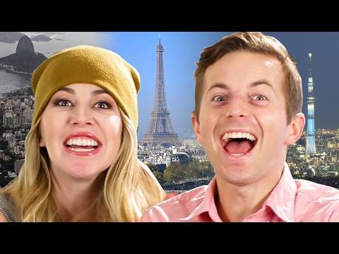 Thumbnail: Married Vs. Single: What's Your Dream Vacation?