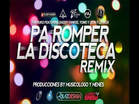 pa romper la discoteca remix descargar whatsapp