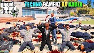 GTA 5 : LOS SANTOS KE SARE MAFIA KO MAR DIYA || BB GAMING