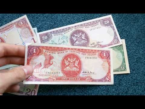 #Currency special part 43: Trinidad and Tobago Dollars