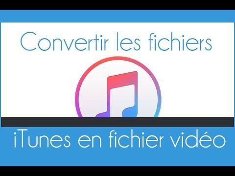 Convertir Un Film ITunes En Fichier Vidéo