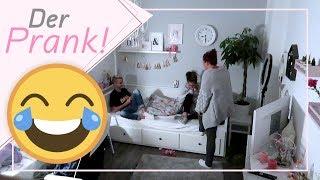 Marleen und Luca Pranken mich / Doppel Vlog / 22.9.18 / FRAU_SEIN