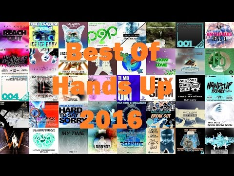 Best Of Hands Up Techno Mix 2016