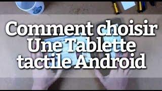 comment ça marche tablette