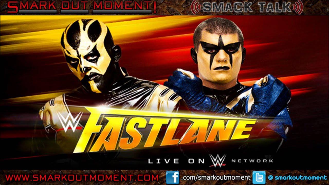 St 171 6 Wwe Fastlane 2015 Stardust Vs Goldust Match Review Youtube