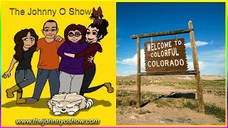 Ep. #492 On the Road Again: Colorado - Testing the 20 Meter Inverted V @ 8 Ft