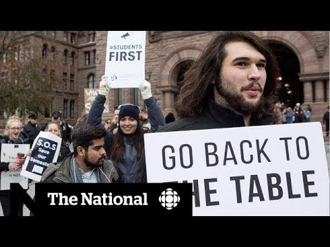 Strike could cost post-secondary students their future