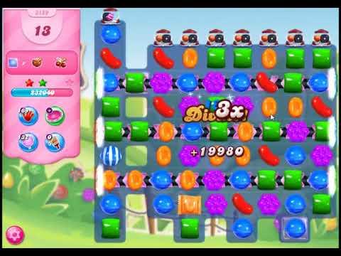 Candy Crush Saga Level 3159 - NO BOOSTERS