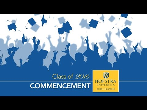 2016 Midyear Commencement - Hofstra University